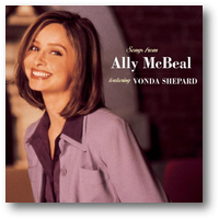 Songs from Ally McBeal, 1998